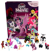 My Busy Book My Little Pony The Movie includes a Storybook, 12 Disney Figurines and a Giant Playmat