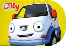 Olly My Chunky Story Book OLLY THE WHITE VAN