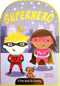 SUPERHERO Chunky Board Book