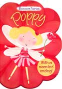 Blossom Fairies Poppy Chunky Board Book with a scented ending!