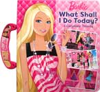Barbie What Shall I Do Today? A Carry Along Treasury Tabbed Board Book