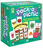 Pack a Picnic - Match Pictures & Increase Visual Discrimination Skills