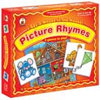I Spy a Mouse in the House! Picture Rhymes Board Game (3 Games to Play!)