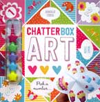 Chatterbox Art Doodle Book