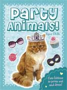 Party Animals! Paper Dolls - Cute Kittens to Press Out and Dress!