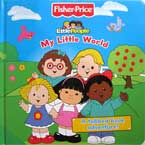 Fisher Price Little People My Little World - A Tabbed Book Adventure!