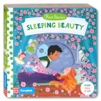 First Stories Sleeping Beauty - Push Pull Slide Board Book