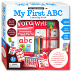 First Time Learning My First ABC Learning Pack