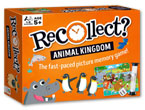 Recollect? Animal Kingdom - The Fast-paced Picture Memory Game! (Remember and Win, Snooze and You Lose!)