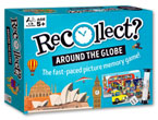 Recollect? Around the Globe - The Fast-paced Picture Memory Game! (Remember and Win, Snooze and You Lose!)