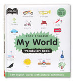 Help With Homework - Easy English My World Vocabulary Book (350 English Words With Picture Definitions)