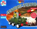 Create & Build Army Artillery 65pcs Building Blocks
