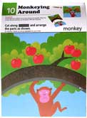 Kumon First Steps Workbooks LET'S CUT PAPER! AMAZING ANIMALS (Ages 2 and Up)