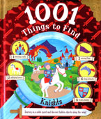 1001 Things to Find Knights - Look and Find Activity Book