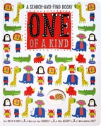 One of a Kind - A Search-and-Find Board Book