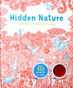 Hidden Nature Book with over 350 Animals to spot