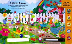 Can You Find Playful Puppy? Search, Find and Circle Learning Fun Board Book with wipe-clean pages & wipe-clean pen