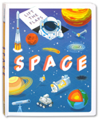 Lift The Flaps Space Board Book