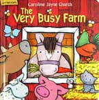 The Very Busy Farm Lift-the-flap Board Book