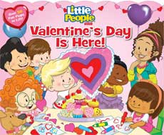 Fisher Price Little People Valentine
