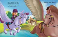 Disney Sofia the First - Guess Who, Sofia! - Lift the Flap Board Book