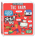 Little Explorers: The Farm (More Than 30 Flaps!)