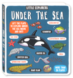 Little Explorers: Under the Sea (More Than 30 Flaps!)