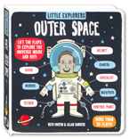 Little Explorers: Outer Space (More Than 30 Flaps!)