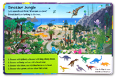 Too Many Dinosaurs A Flip Flap Search and Find Board Book