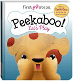 Peekaboo! Let's Play Lift the Flap Book with a Peekaboo Surprise on every page!