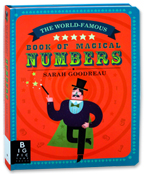 The World-Famous Board Book of Magical NUMBERS with Lift-the-flap, Pop-up, Pull the tab Features!