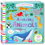First Facts and Flaps Book - Amazing Animals (Over 30 Flaps)
