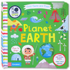 First Facts and Flaps Book - Planet Earth (Over 30 Flaps)