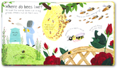 Usborne Lift-the-flap First Questions and Answers - Why Do We Need Bees? (with lots of flaps to lift)