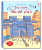 An Usborne Flap Book See Inside The Ancient World (With over 100 flaps to lift)