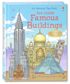 An Usborne Flap Book See Inside Famous Buildings (With over 60 flaps to lift)