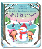 Usborne Lift-the-flap Very First Questions and Answers - What is Snow? Board Book