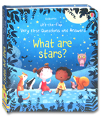 Usborne Lift-the-flap Very First Questions and Answers - What Are Stars? Board Book