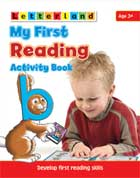 Letterland My First Reading Activity Book - Develop First Reading Skills