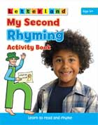 Letterland My Second Rhyming Activity Book - Learn to Read and Rhyme