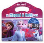 Disney Frozen II My Magnet & Book Pack (Includes: 18 Magnets, Magnetic Play Scene, Storybook)