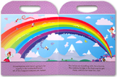 Magnetic Play Fairies Board Book Includes Over 30 Magnets - Find The Magnets and Finish The Magical Fairy Scenes.
