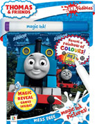 INKredibles Mess Free Magic Ink Pictures Thomas & Friends (Reveal a rainbow of colours!)