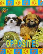 OPPOSITES Paw Board Book