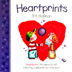 Heartprints - Character Building Board Book (author P.K.Hallinan) (SALE!!)