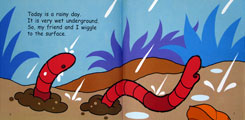 The Wiggly Earthworm - Hello Animals! A first Science Storybook