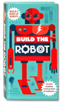 Build The Robot Includes Guidebook, 3 wind-up motors, 62 model pieces (Build 3 wind-up robots)