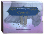 SALE! Pocket Fairy Tales Cinderella A Pop-out Adventure Book