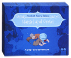 SALE! Pocket Fairy Tales Hansel and Gretel A Pop-out Adventure Book