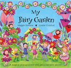 My Fairy Garden - a magical 3D carousel pop-up world with press-out fairy pieces!